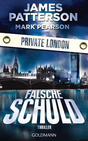 Broschiertes Buch »Private London - Falsche Schuld / Agentur...«