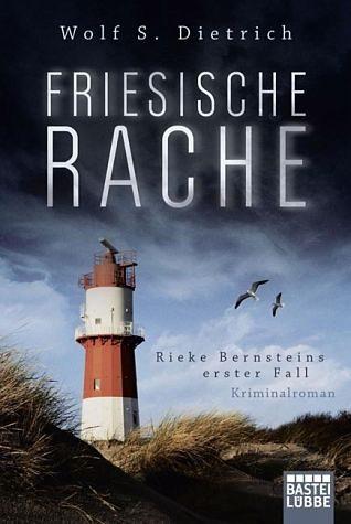 Broschiertes Buch »Friesische Rache / Kommissarin Rieke Bernstein...«