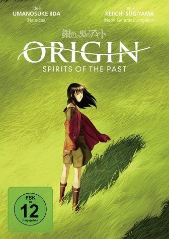 DVD »Origin - Spirits of the Past«