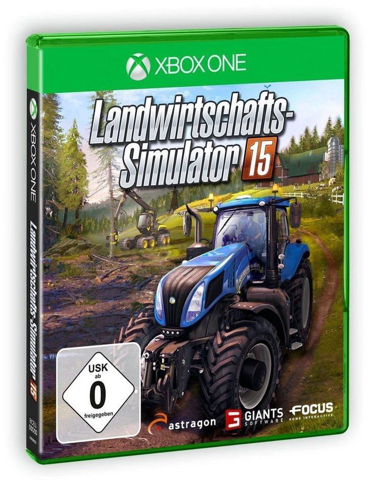 astragon XBOX One - Spiel »Landwirtschafts-Simulator 15«