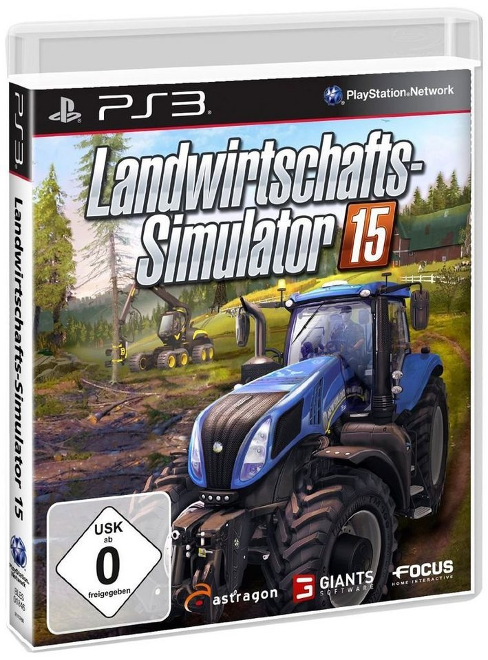 astragon playstation 3 spiel landwirtschafts simulator. Black Bedroom Furniture Sets. Home Design Ideas