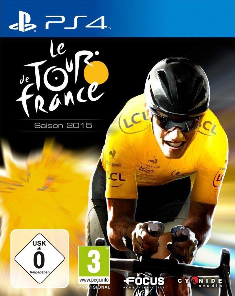 Koch Media Playstation 4 - Spiel »Tour de France 2015«