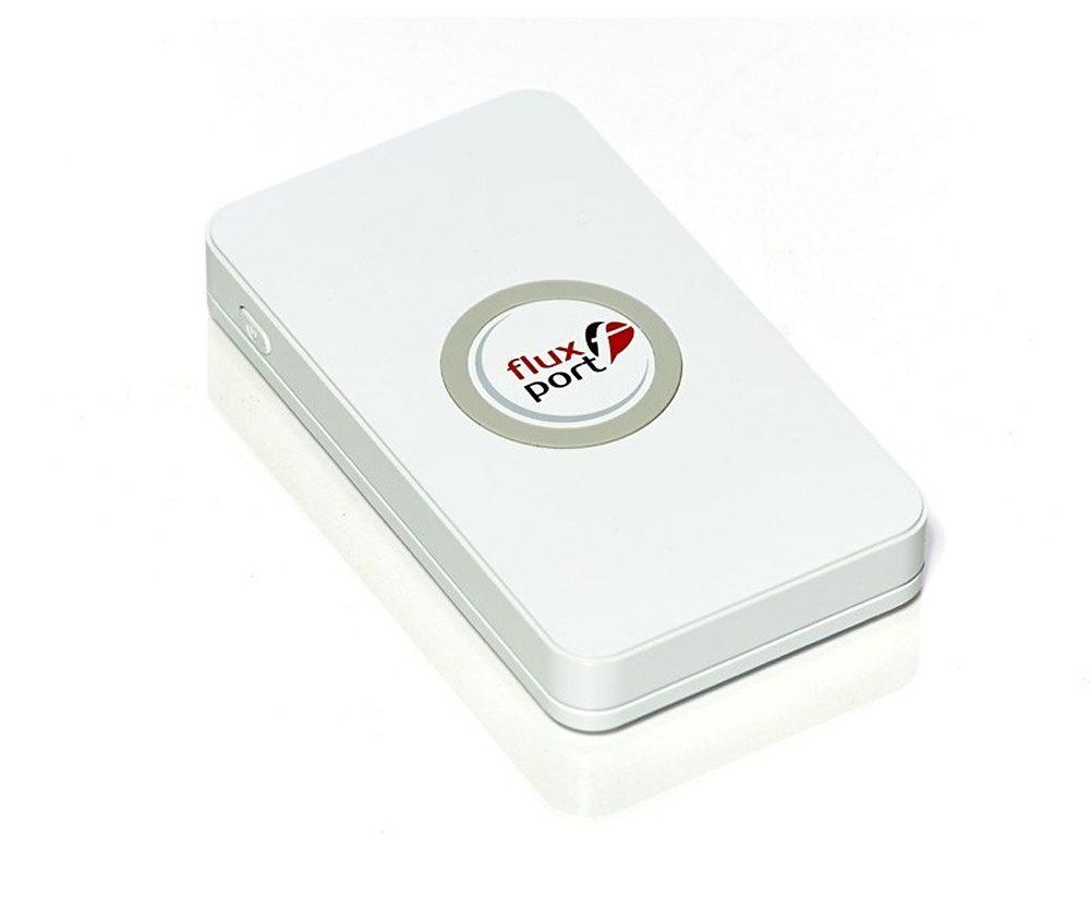 FluxPort Induktiosladegerät FluxPort Accu 100 Edition Weiß