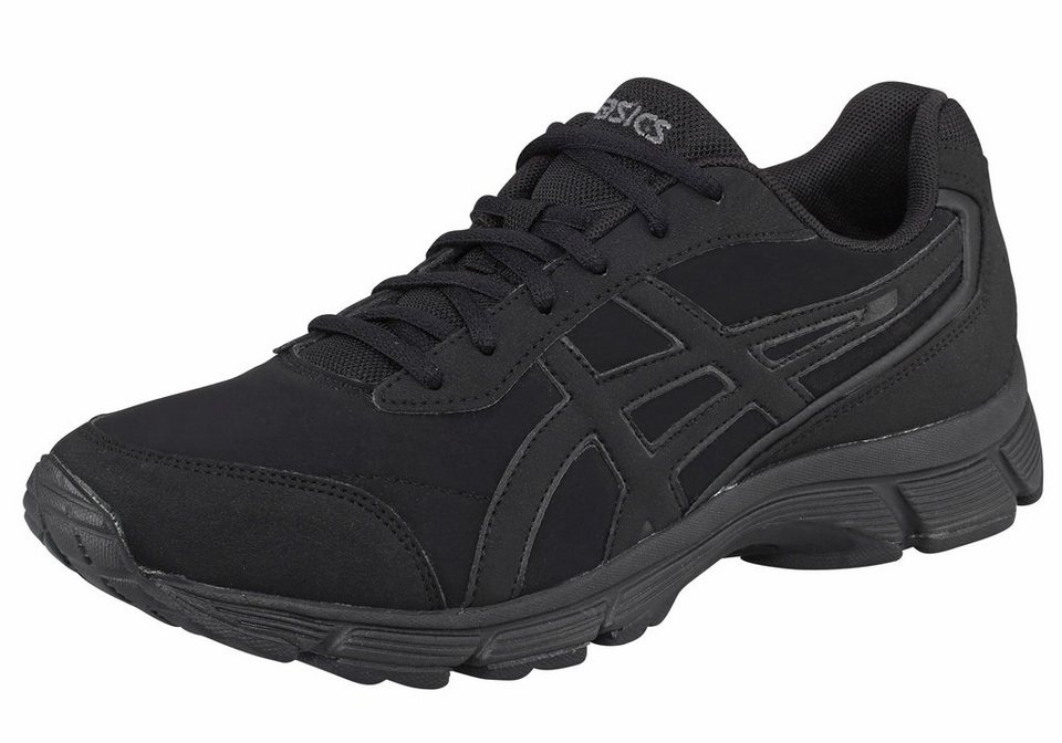 Asics Gel-Mission Walkingschuh in Schwarz