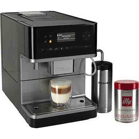 Miele Kaffeevollautomat CM 6310, inklusive Milchtank