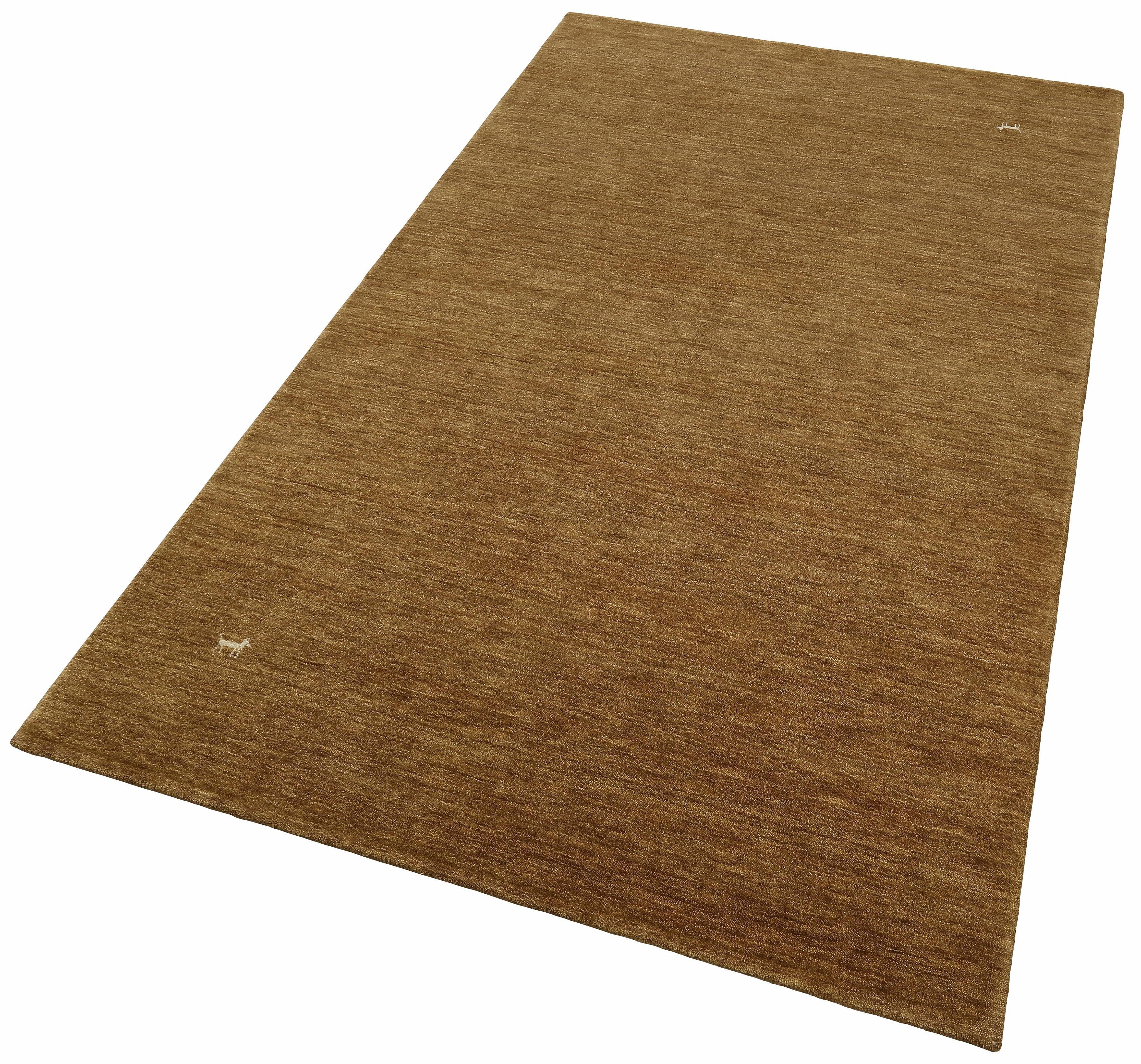Orientteppich »Gabbeh Supreme«, Parwis, rechteckig, Höhe 20 mm, 4,5kg/m², Schurwolle, Unikat, handgearbeitet | Heimtextilien > Teppiche > Orientteppiche | Parwis