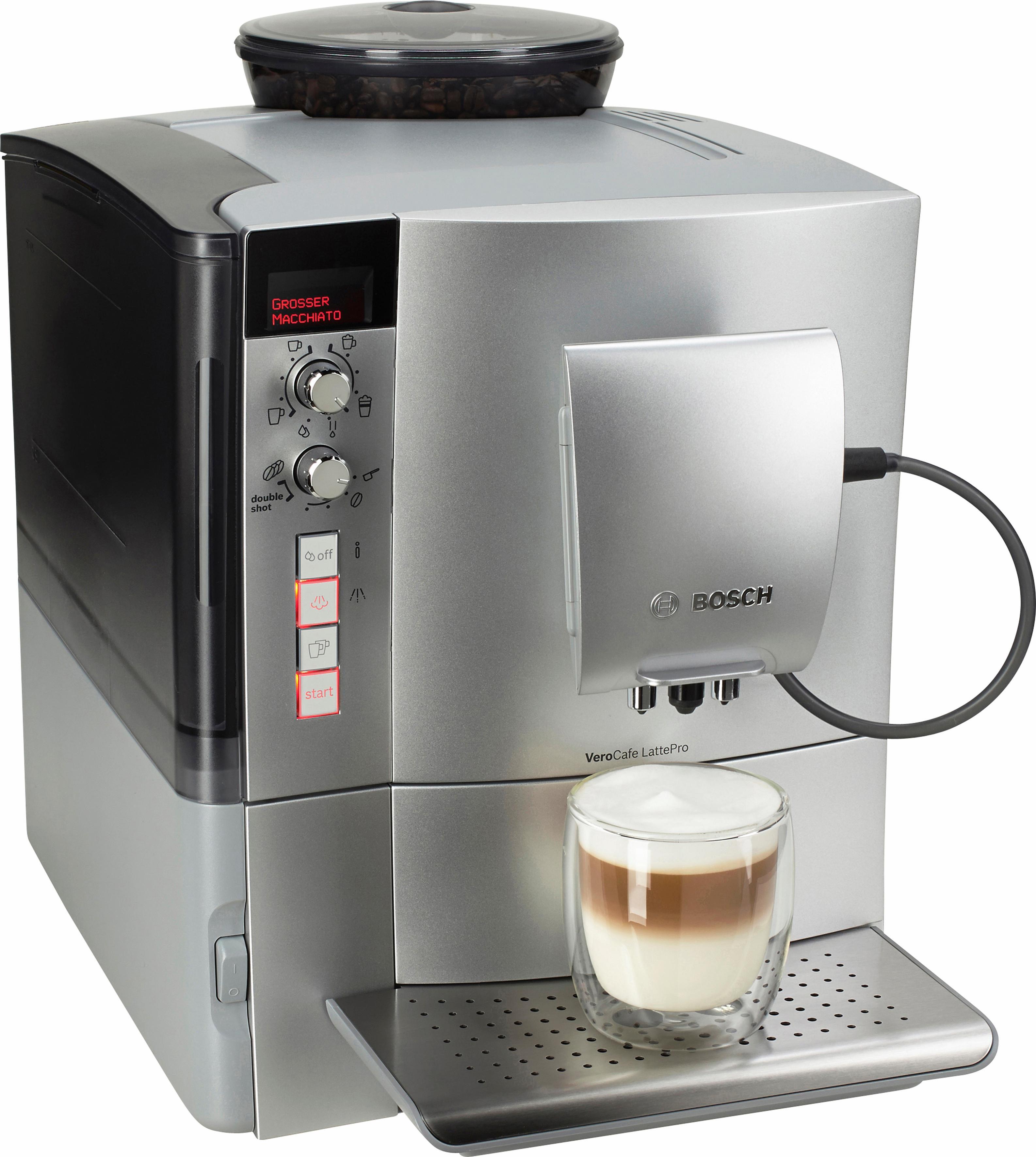 BOSCH Kaffeevollautomat VeroCafe LattePro, 1,7l Tank