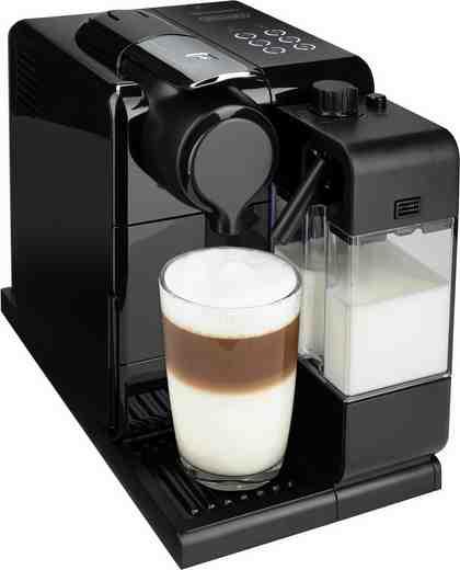 Nespresso Kapselmaschine NESPRESSO Lattissima EN 550.B