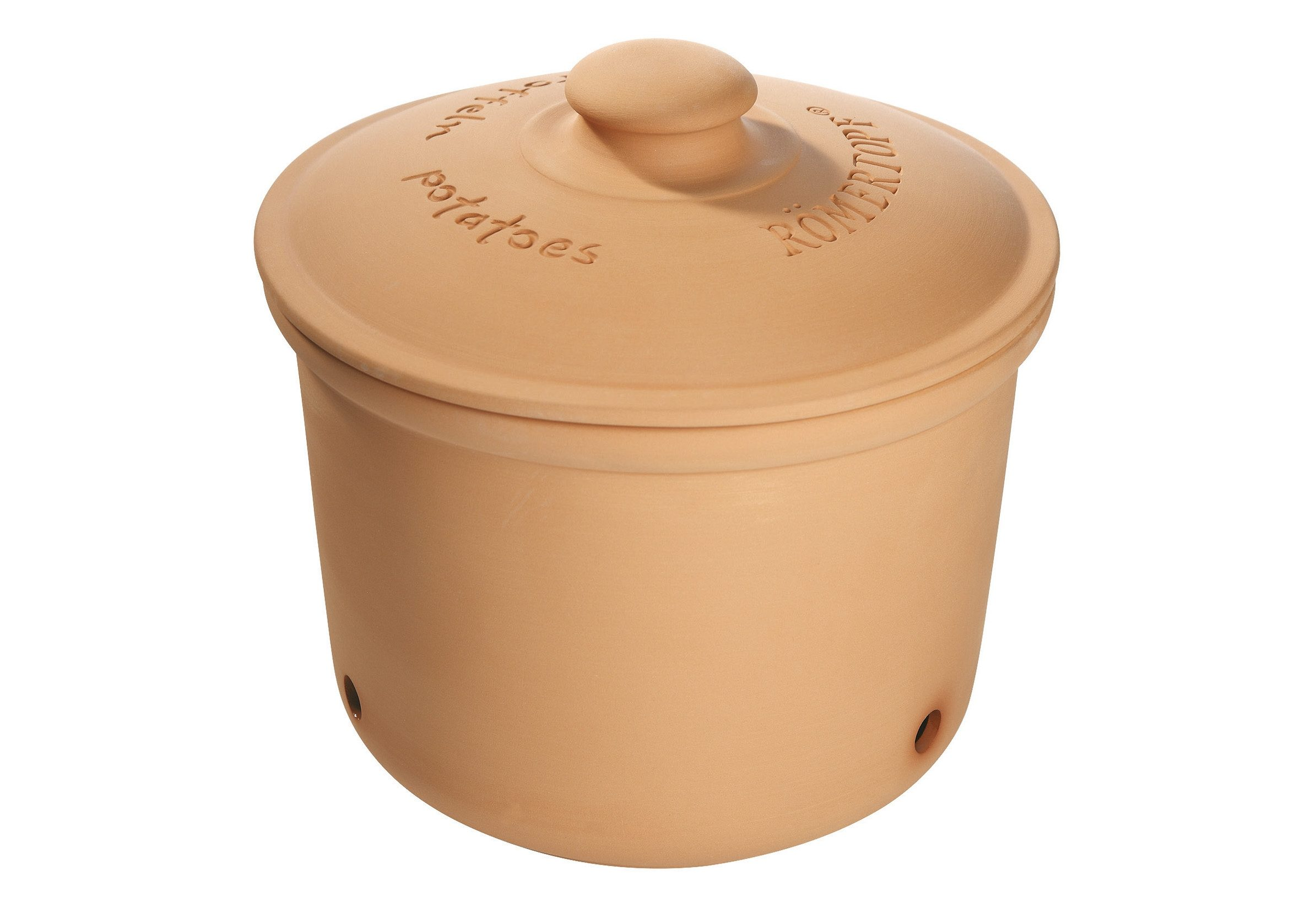 Römertopf® Vorratsdose Kartoffeln aus Ton