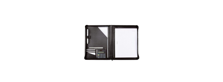 Alassio® Schreibmappe mit Reißverschluss A4, »Catana«