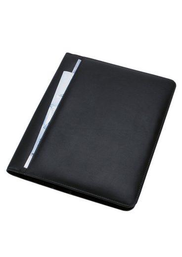 Alassio® Nappaleder A4 Aus Schreibmappe Taschenrechner Din Mit »cremona« BrBTqwE