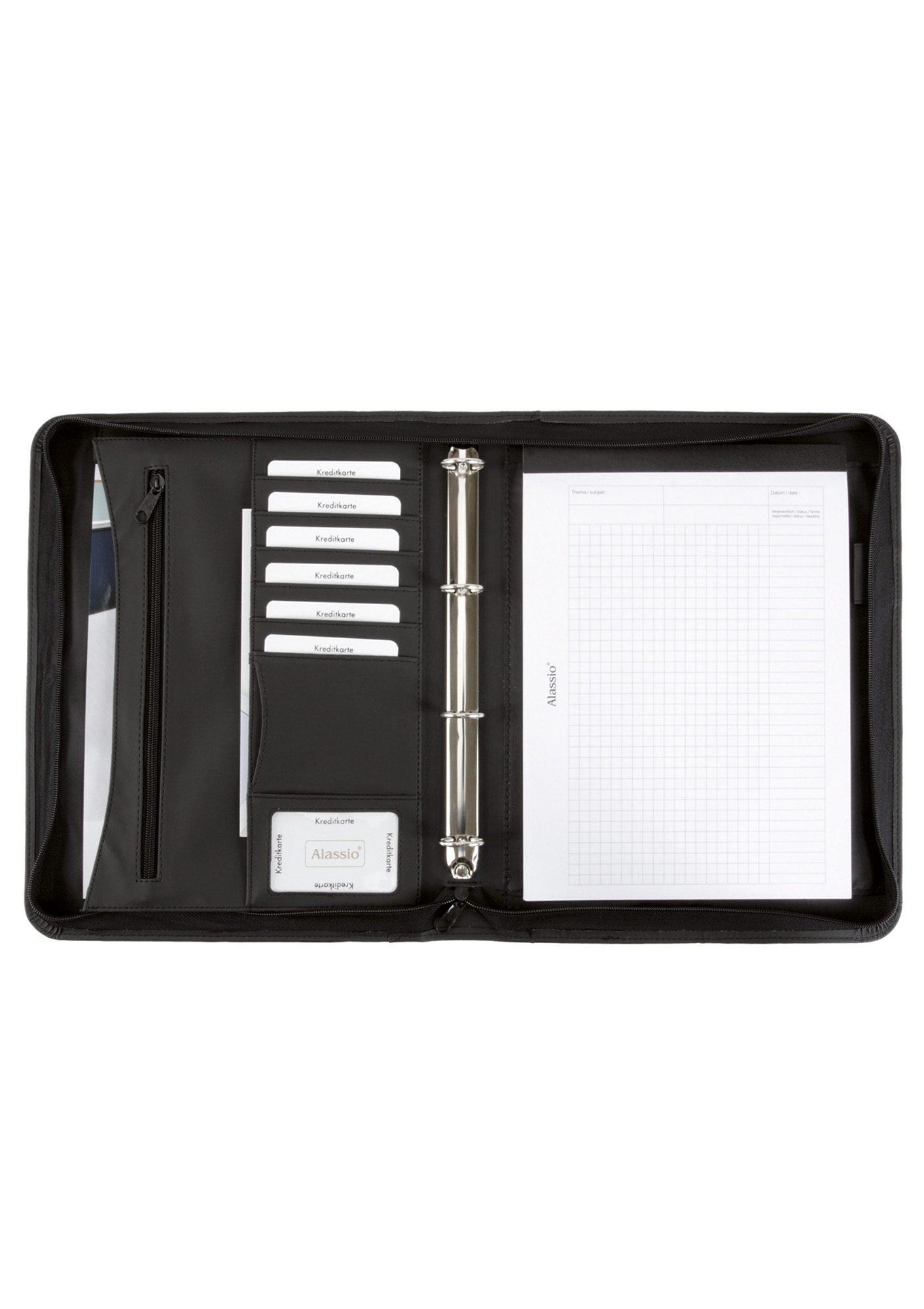 Alassio® Ringbuchmappe mit Zubehör A4, »Office Set«
