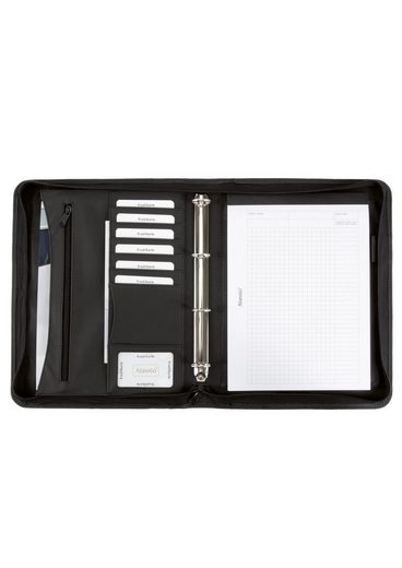 »office Alassio® Ringbuchmappe A4 Set« Zubehör Mit IFfFqxwg
