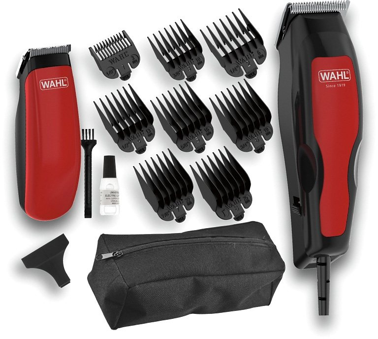 wahl haarschneider set home pro 100 combo online. Black Bedroom Furniture Sets. Home Design Ideas