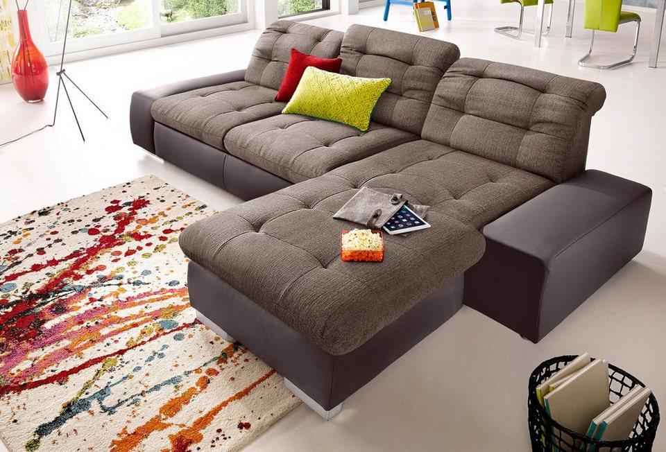sit more polsterecke wahlweise xl oder xxl und mit bettfunktion online kaufen otto. Black Bedroom Furniture Sets. Home Design Ideas