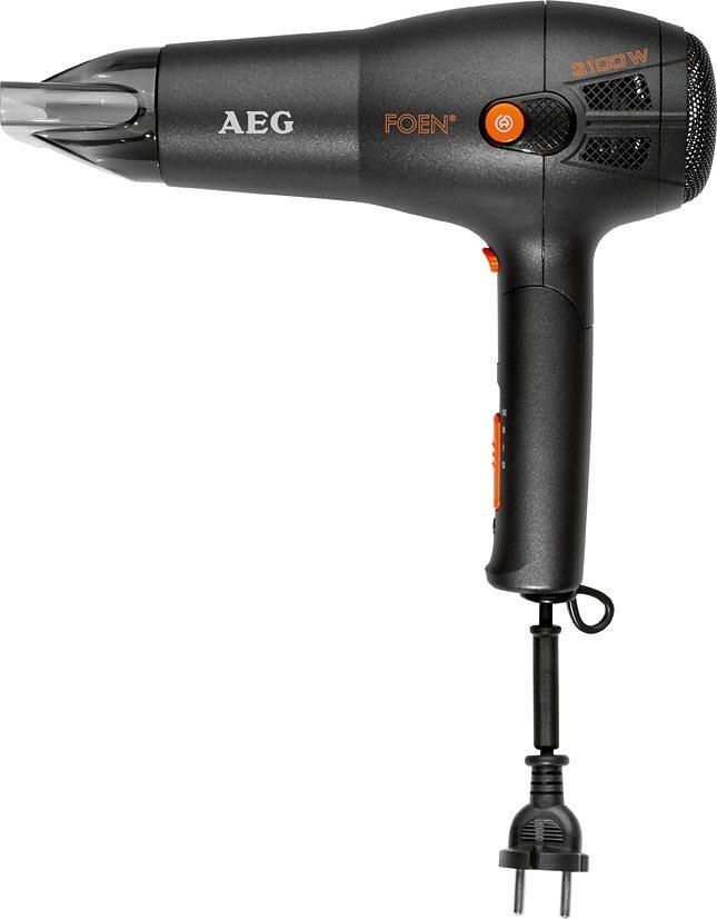 AEG, Haartrockner, HT 5650, 2100 Watt in schwarz-orange