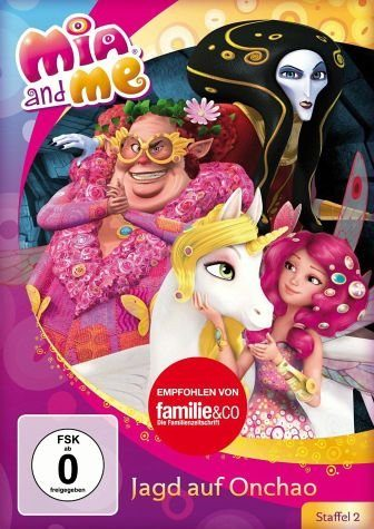 DVD »Mia and Me - Jagd auf Onchao«