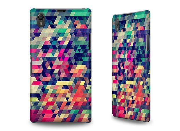 caseable Hülle / Case / Cover für das Sony Xperia Z1 mit Designer Motiv