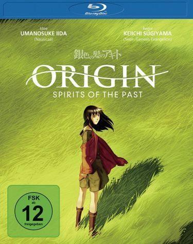 Blu-ray »Origin - Spirits of the Past«