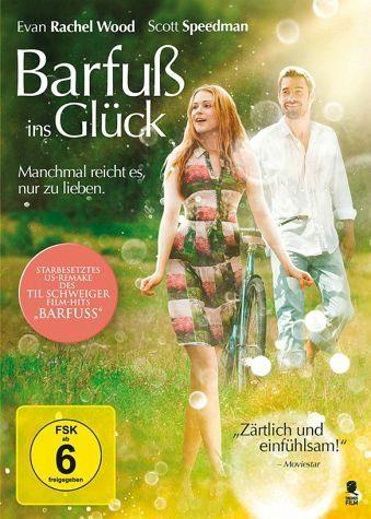 DVD »Barfuß ins Glück«