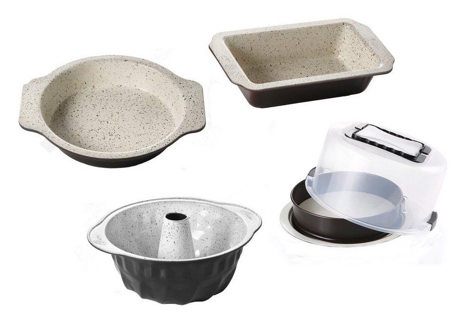 Genius® Backformen, Keramikbeschichtung, »Cerafit Bakery« in braun