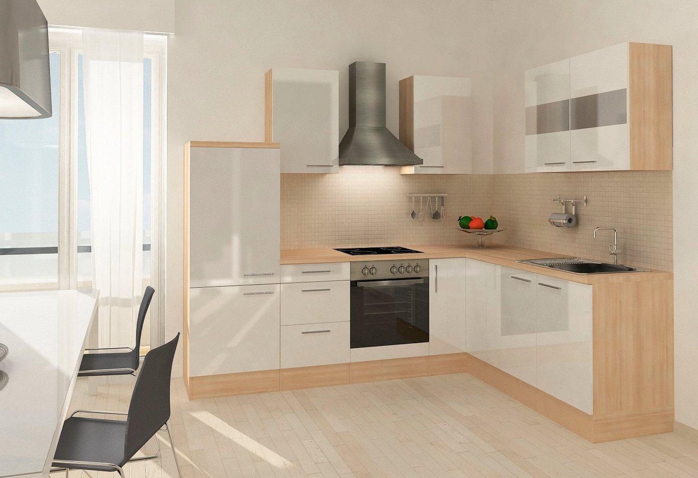 k chenzeile 200 cm preisvergleiche erfahrungsberichte. Black Bedroom Furniture Sets. Home Design Ideas
