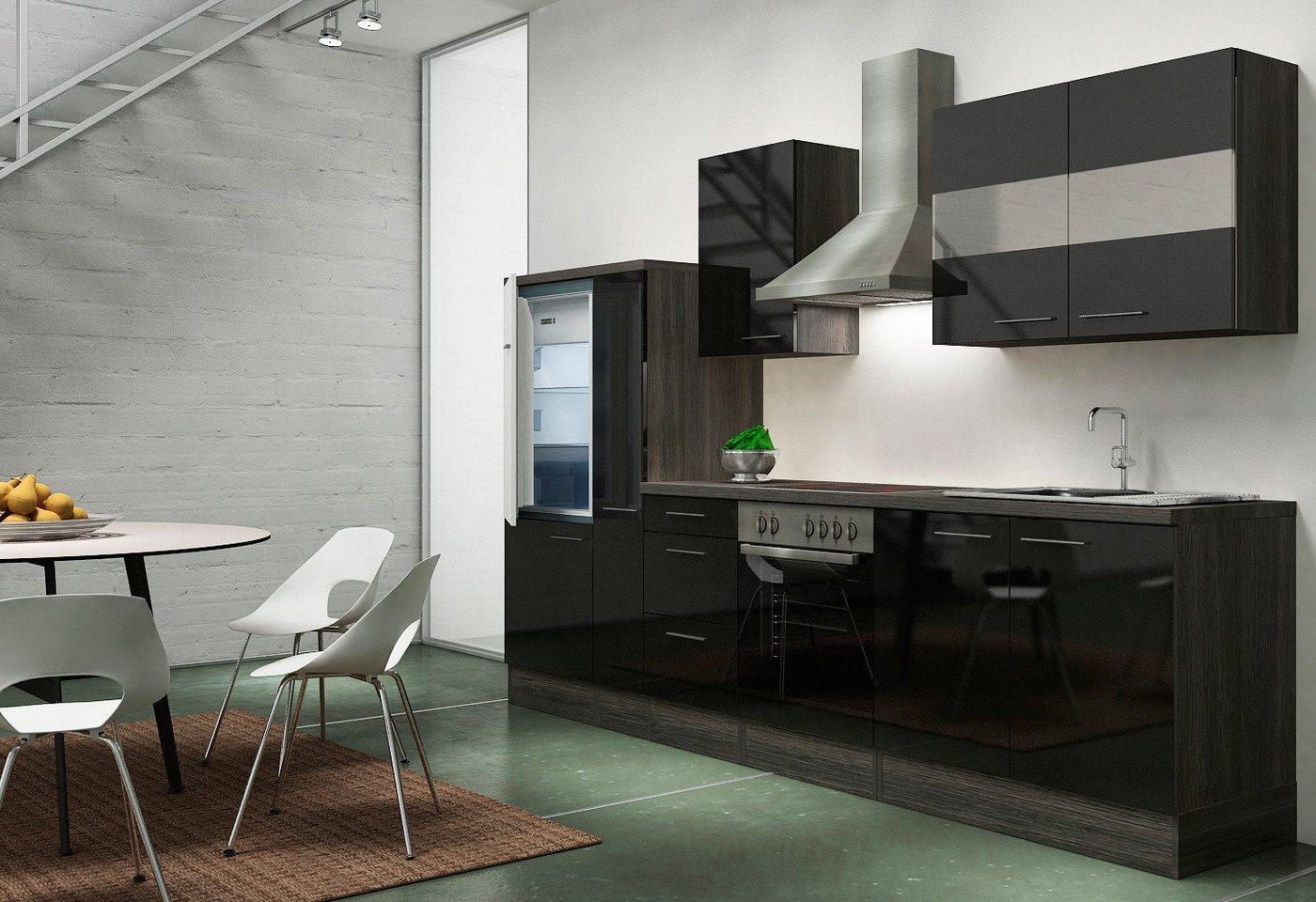 gebrauchte k chenzeilen preisvergleiche erfahrungsberichte und kauf bei nextag. Black Bedroom Furniture Sets. Home Design Ideas