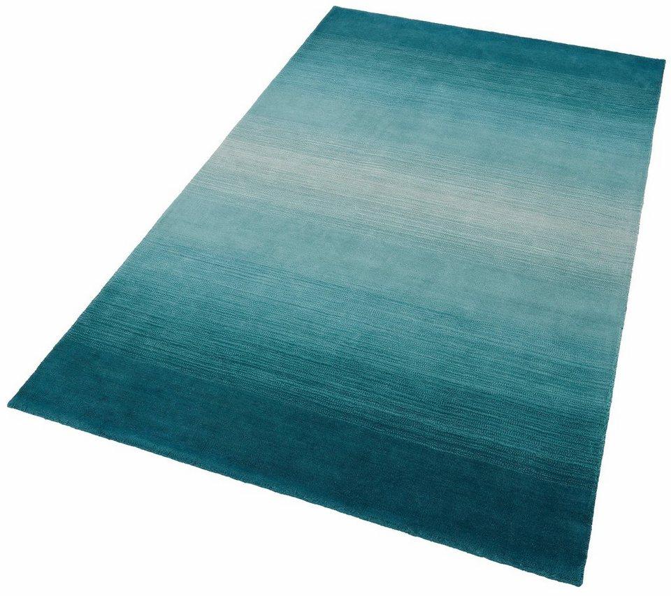 teppich wool comfort theko rechteckig h he 15 mm wolle online kaufen otto. Black Bedroom Furniture Sets. Home Design Ideas