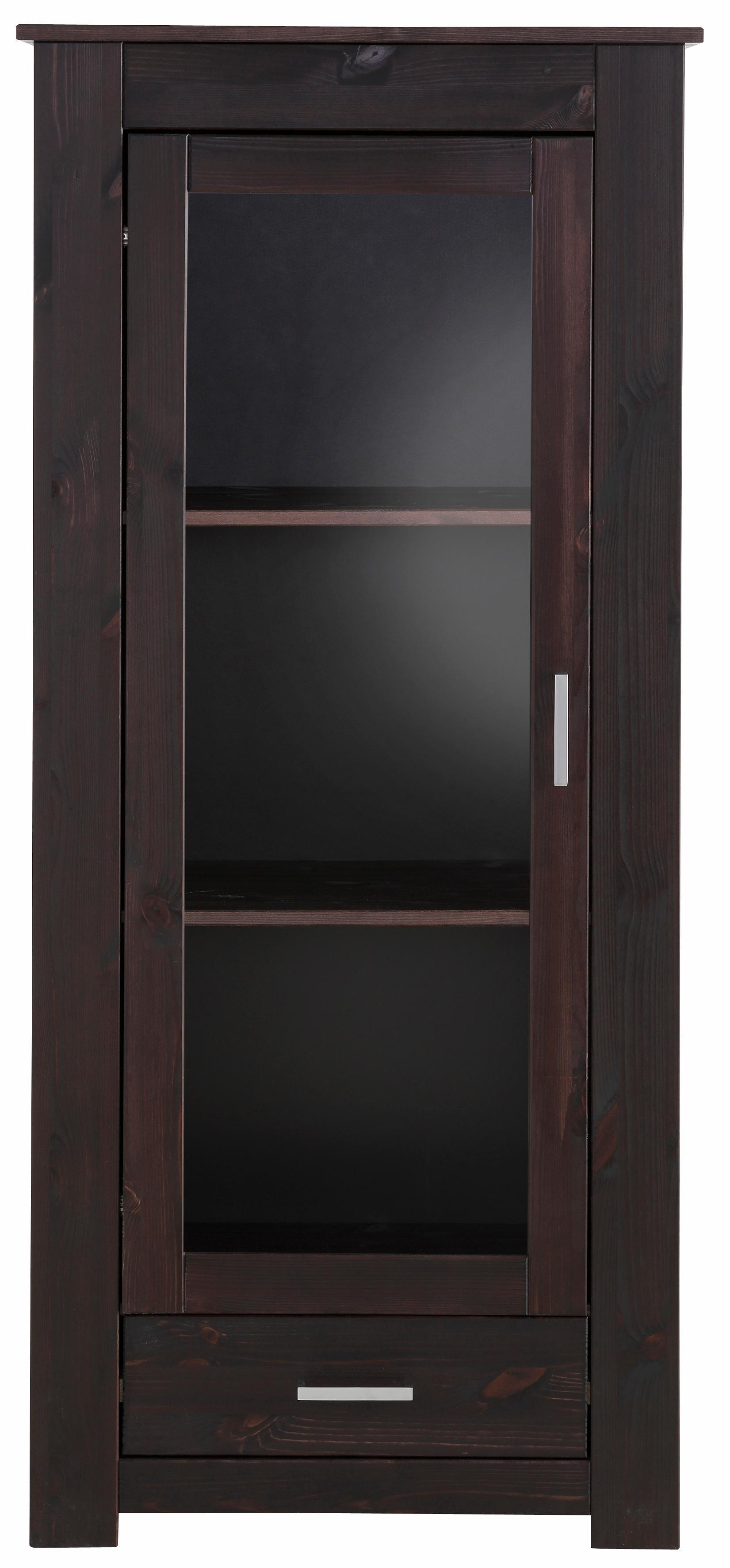 Home affaire Vitrine »Benton«, Höhe 140 cm