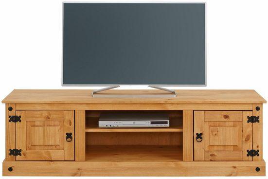 Home affaire Lowboard »Mexico«, Fernsehtisch Breite 160 cm