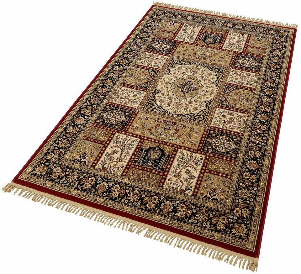 Orient-Teppich, Oriental Weavers, »Tashkent«, gewebt in rot