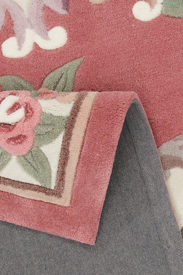 Bettumrandung 3 tlg., Theko Harmony, »Ming«, handgearbeitet
