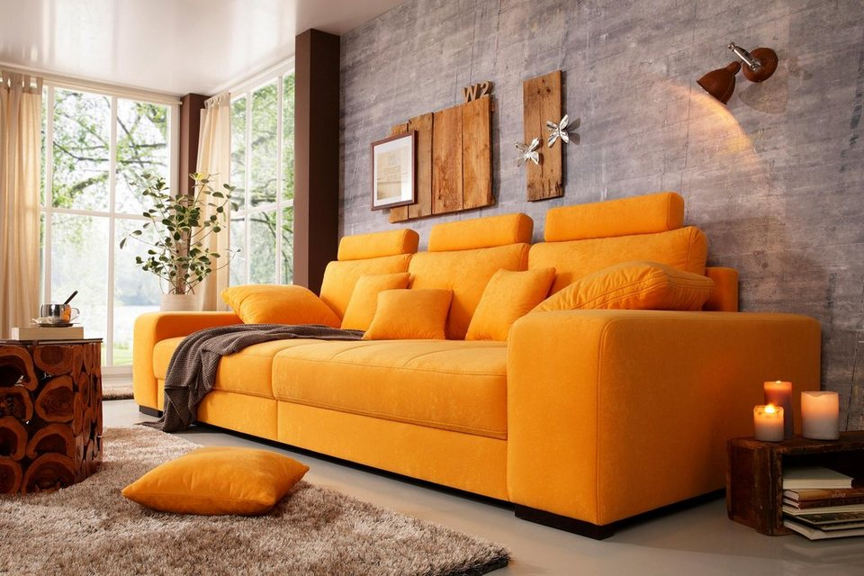 microfaser primabelle latest mit beleuchtung wahlweise mit bluetooth with couch mit soundsystem. Black Bedroom Furniture Sets. Home Design Ideas