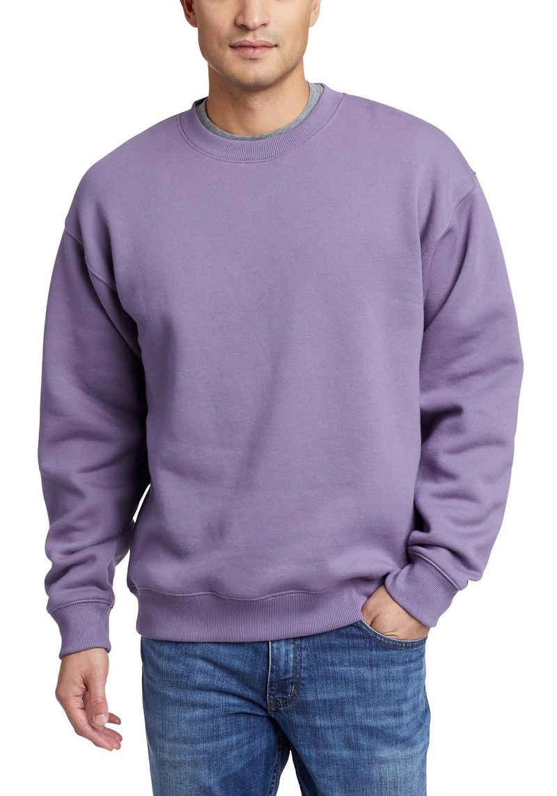 Eddie Bauer Sweatshirt Signature Sweatshirt mit Rundhals