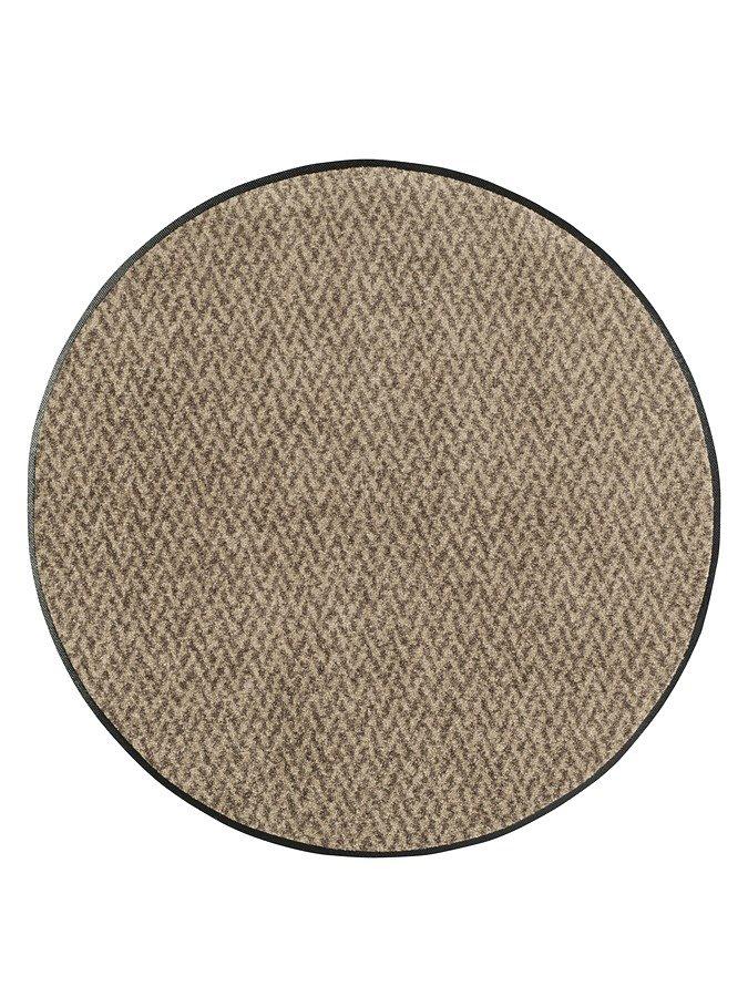 Fußmatte in braun