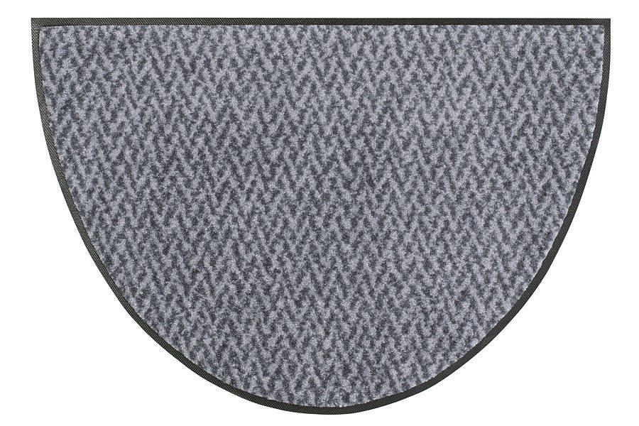Fußmatte in grau