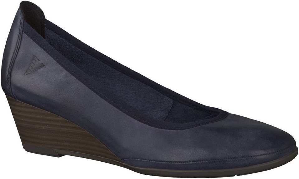 Venturini Pumps in mittelblau
