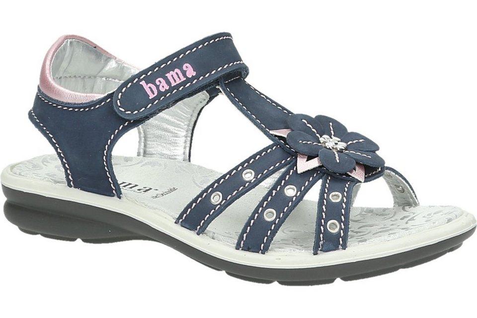 Bama Kids Echtform Sandale in dunkelblau