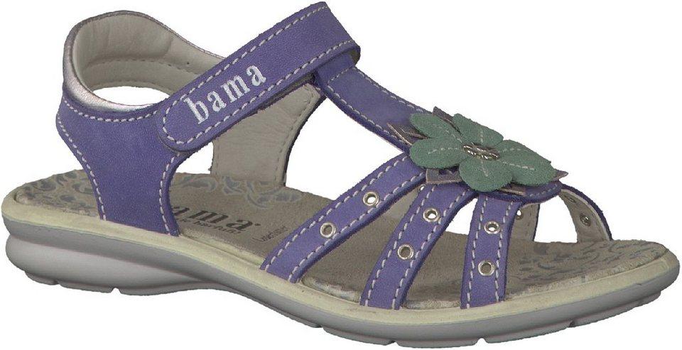 Bama Kids Echtform Sandalen in flieder