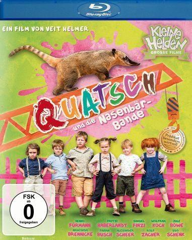 Blu-ray »Quatsch und die Nasenbärbande«