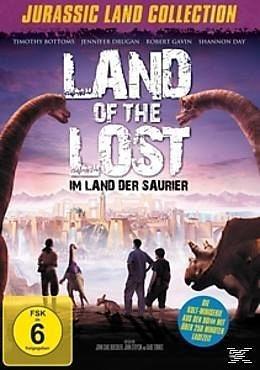 DVD »Land of the Lost - Im Land der Saurier«