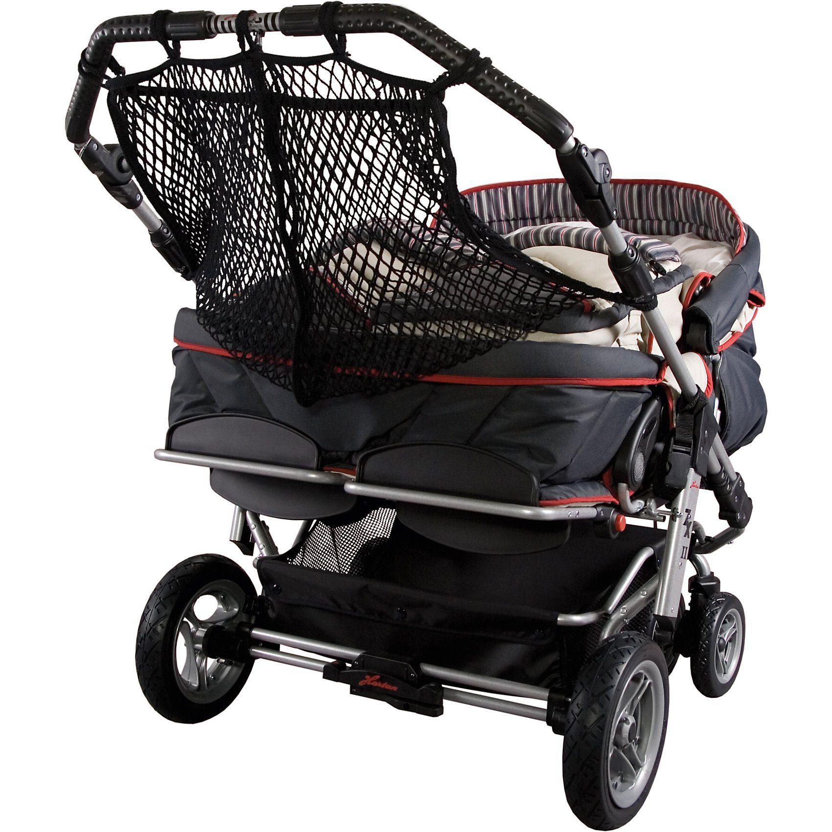 sunnybaby Universalnetz für Zwillingswagen, schwarz