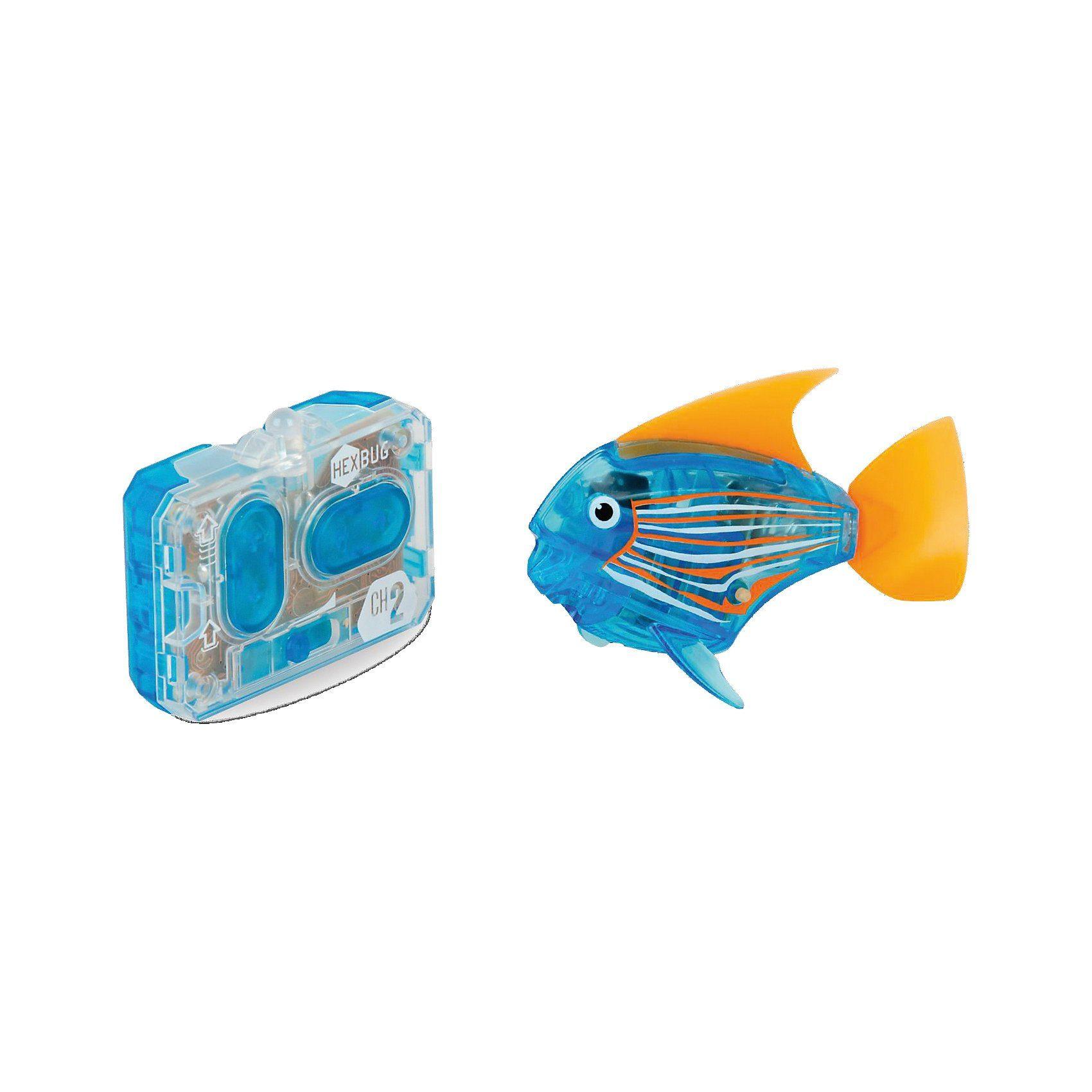 Hexbug Aquabot 3.0 - schwimmender Fisch