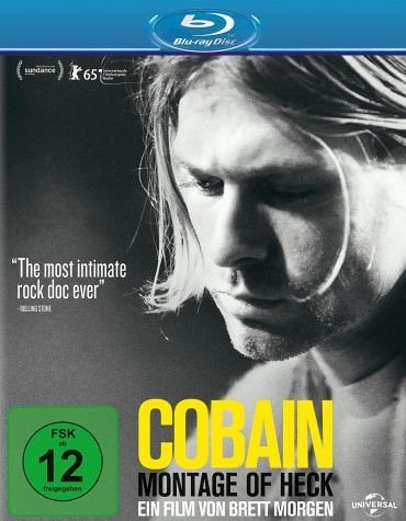 Blu-ray »Cobain - Montage of Heck (OmU)«