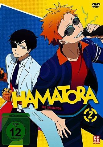 DVD »Hamatora - Vol. 2«