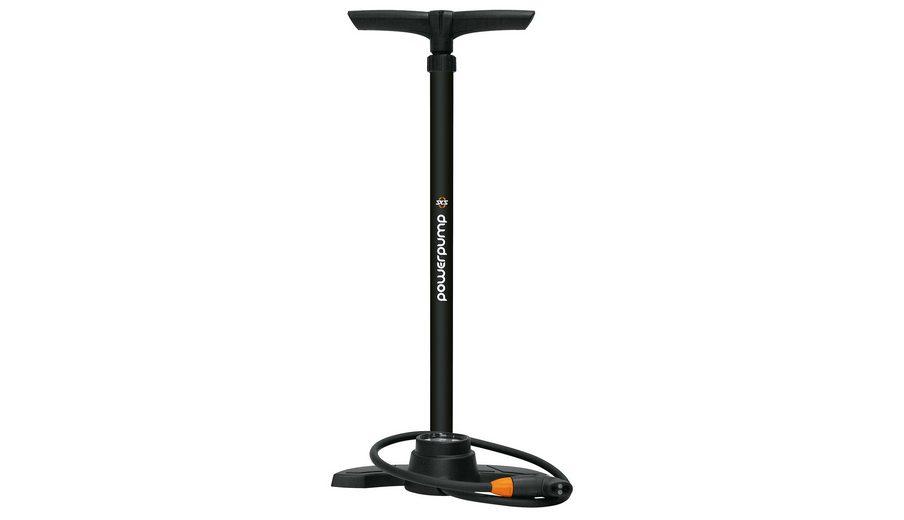 SKS Fahrradpumpe »Powerpump Powerstation Standpumpe schwarz«