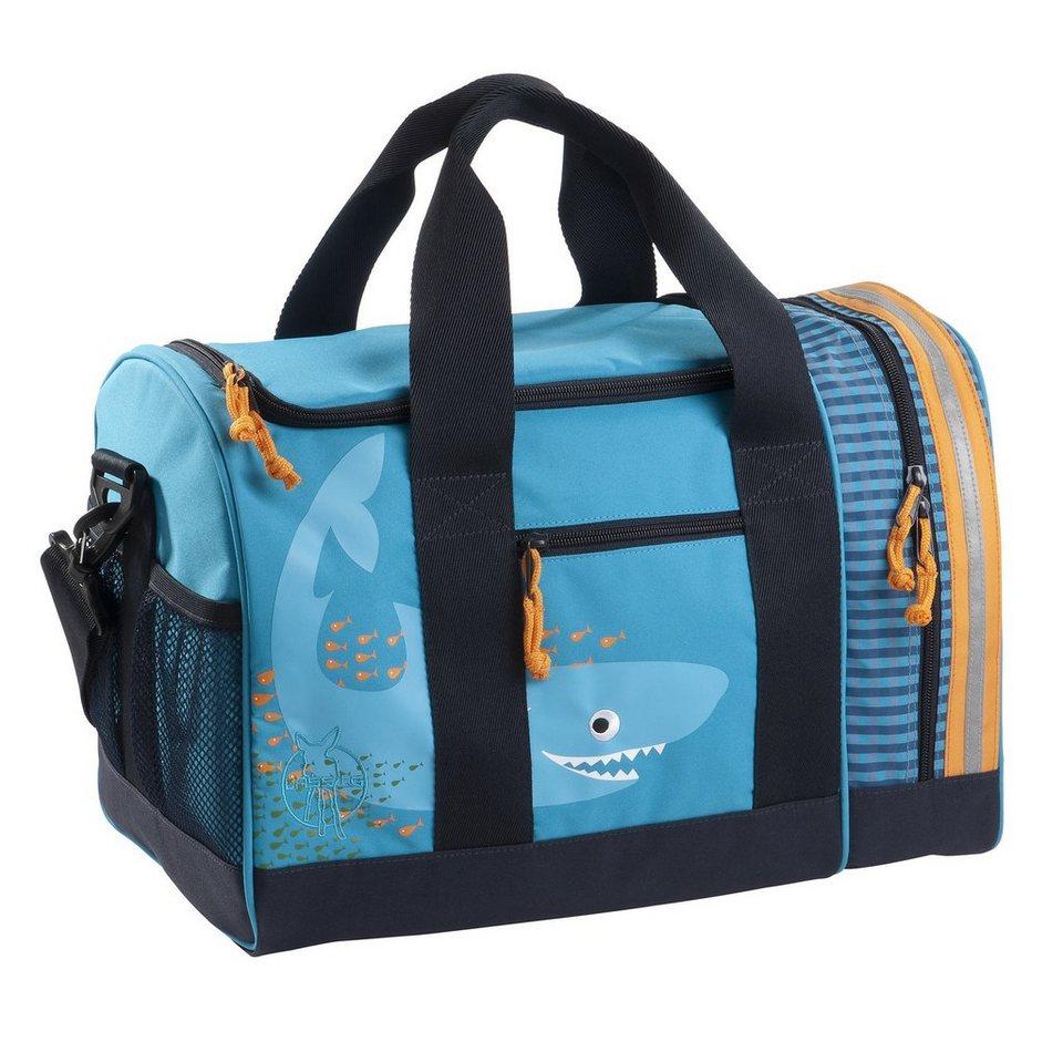 Lässig Kinderreisetasche Mini Sportbag in blau