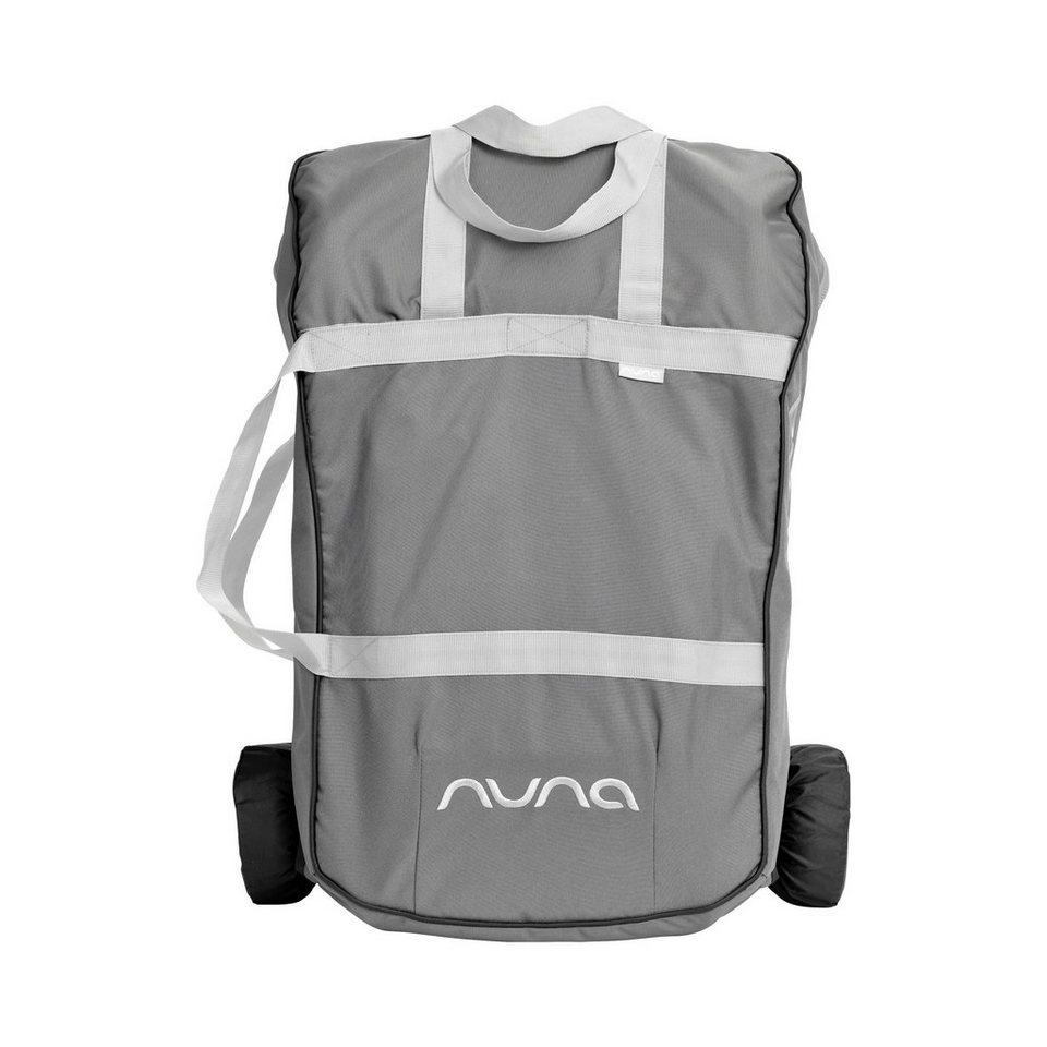 """NUNA Transporttasche """"PEPP/LUXX"""" in grau"""