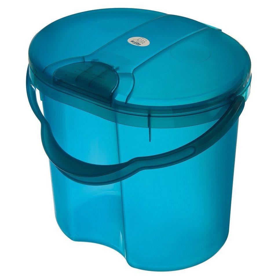 ROTHO BABYDESIGN TOP Windeleimer Translucent in blue