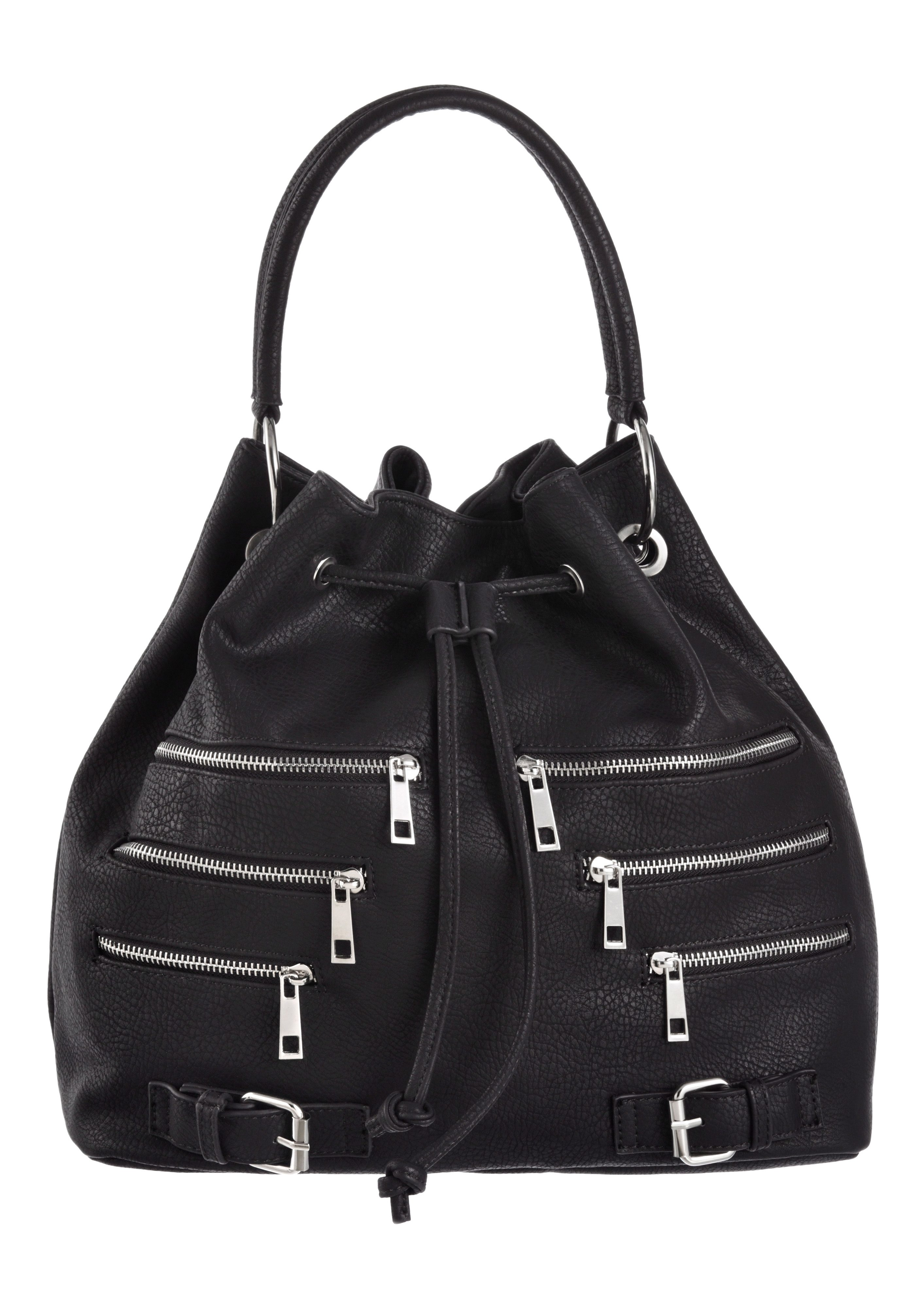 Laura Scott Zipper Hobo Beuteltasche